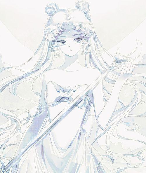Beautiful Queen Serenity