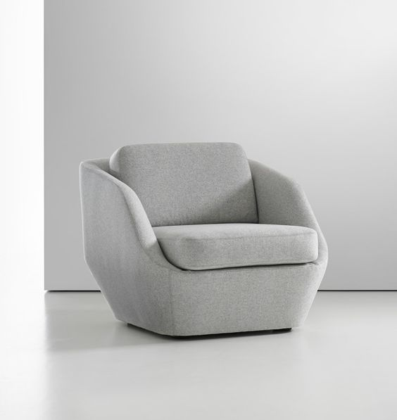 Bernhardt | Cinema Lounge Chair