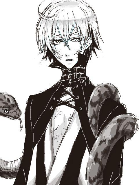 [Black Butler] Snake