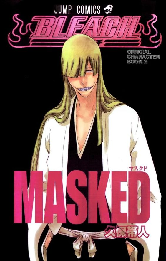 Bleach Official Character Book 2 - Masked