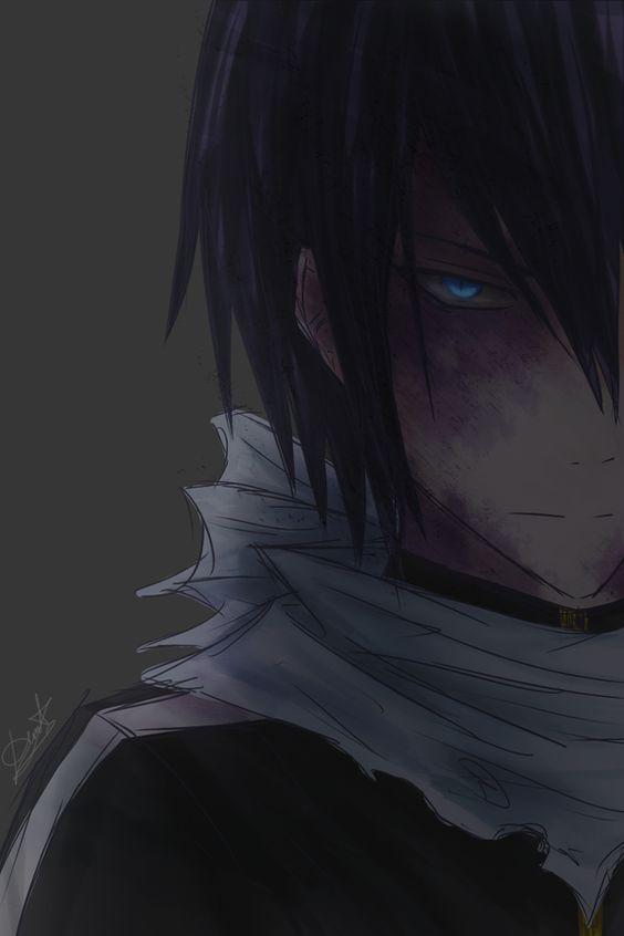 Blight by DeathTheBunny #Noragami #Yato