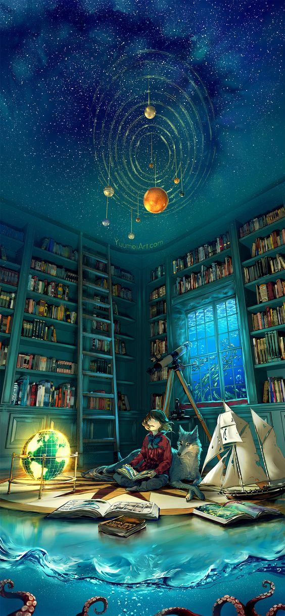 Boundless by yuumei on DeviantArt