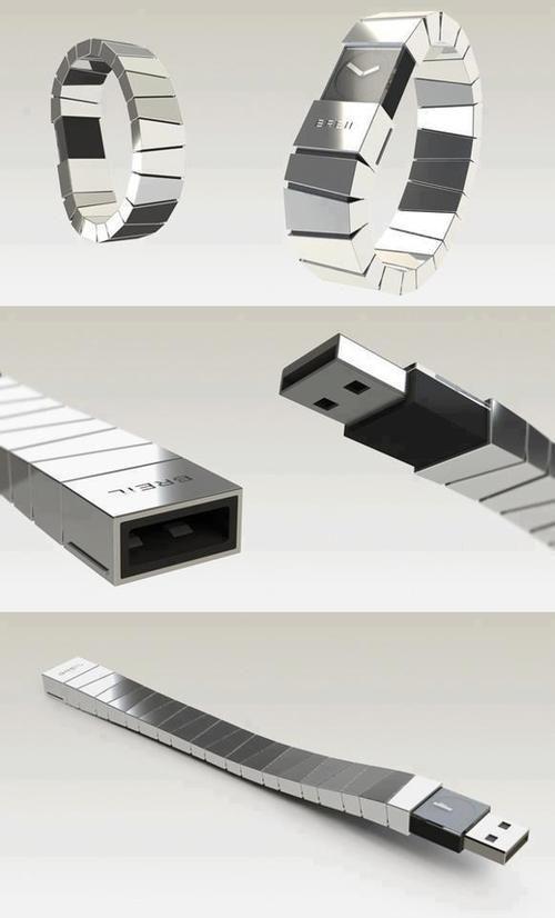 Bracelet Style USB, #USB #Replication #UK