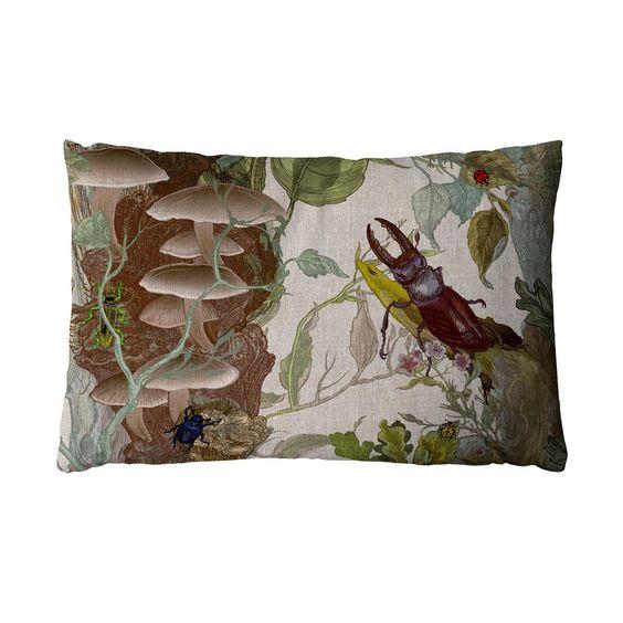 Bugs n Beetles cushion