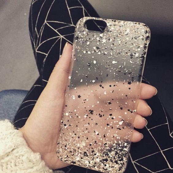 Casetify Glitter Confetti iPhone 6 Case