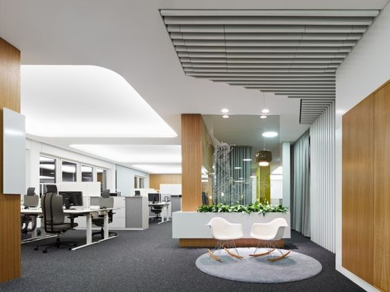 Check Out SAP's Amazingly Collaborative and Teamwork-based Walldorf Office