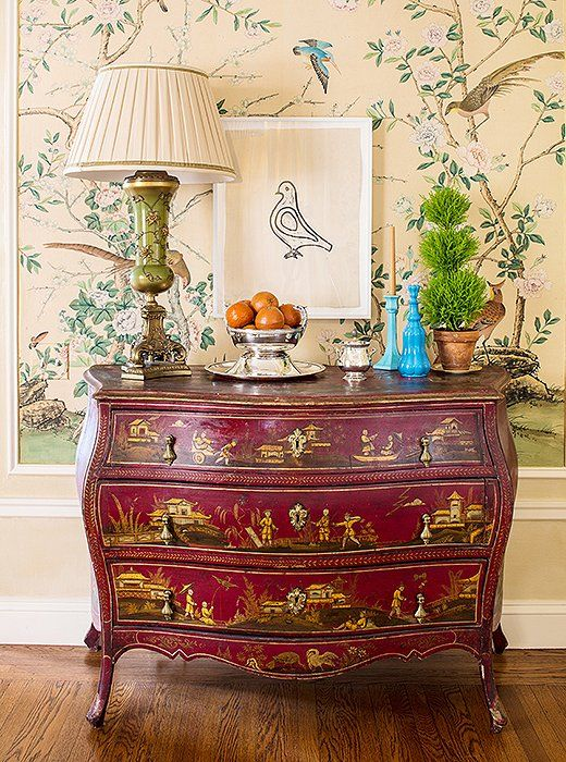 Chinoiserie Chic: The Chinoiserie Vignette