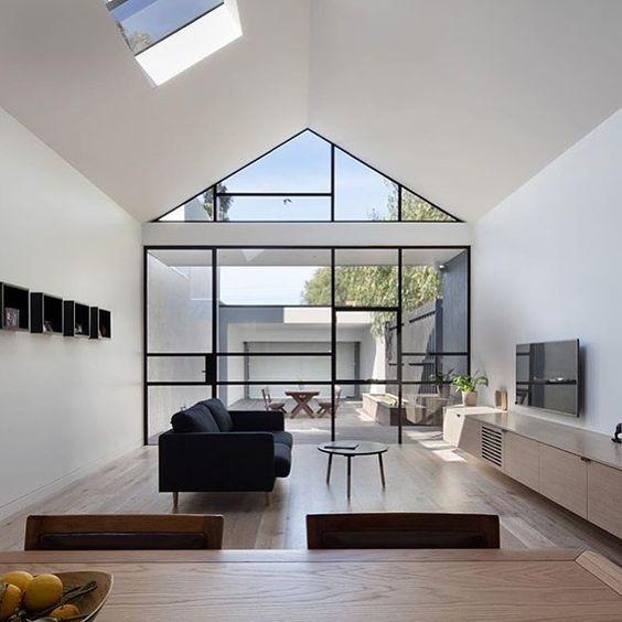 Clean simple  Beautiful design by architects @Daniel Xuereb @Tatjana Plitt by neutralinstinct