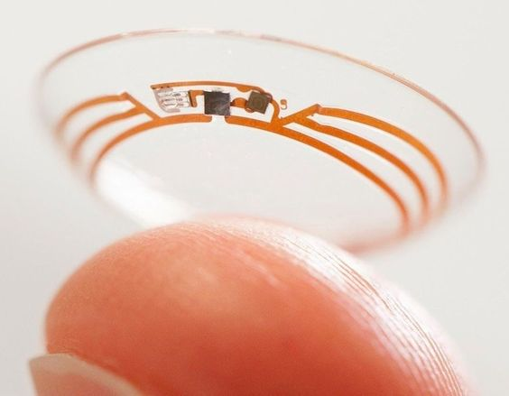 Contact lenses that take pictures could be on the way