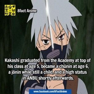 Damn Kakashi. Is this really true?