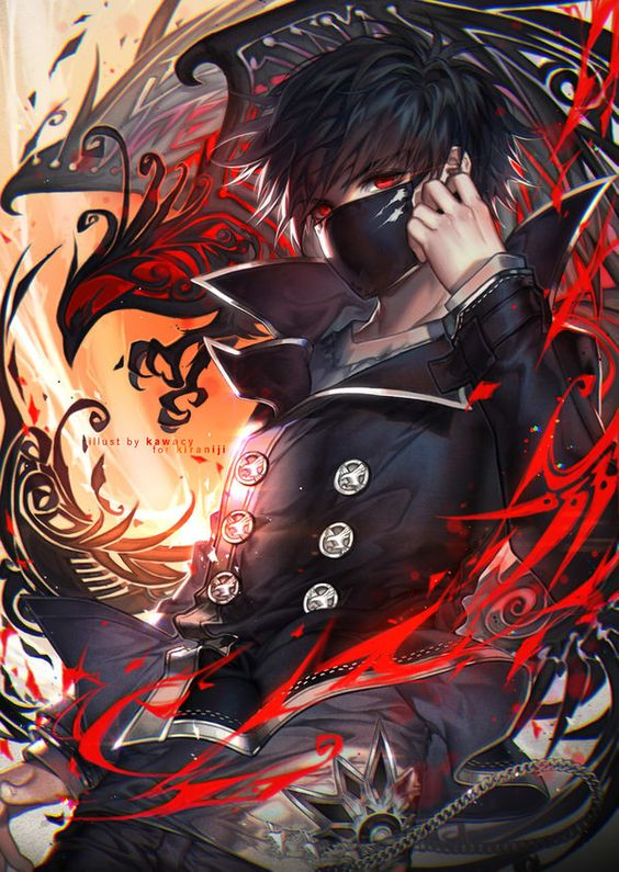Darker than the hell by kawacy on DeviantArt.  this i good