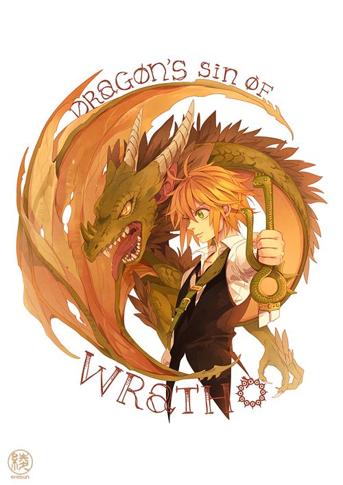 DRagon's Sin of WRath_Nanatsu no Taizai   Meliodas