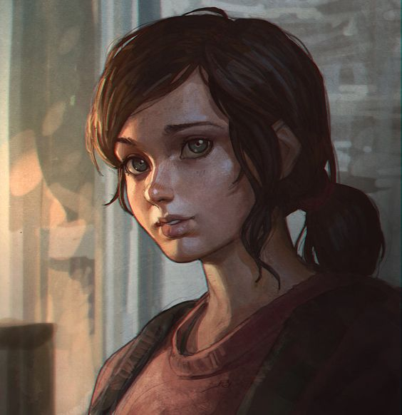 Ellie The Last Of Us by KR0NPR1NZ on deviantART