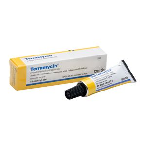 Eye Infection Ointment for Dogs, Cats | Terramycin
