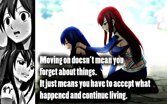 Fairy Tail has the best quotes to live by