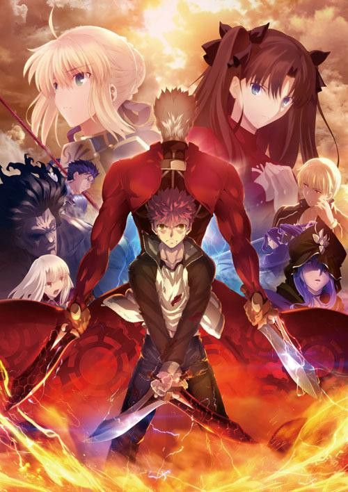 Fate/stay night [Unlimited Blade Works]-the awesomeness second half of FSN-UB is back ^0^
