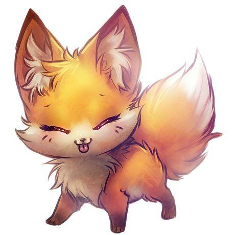 Fox by Kawiku