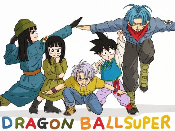 #Fuerza Especiales #Goten #Mai #Trunks #Mirai Mai #Mirai Trunks