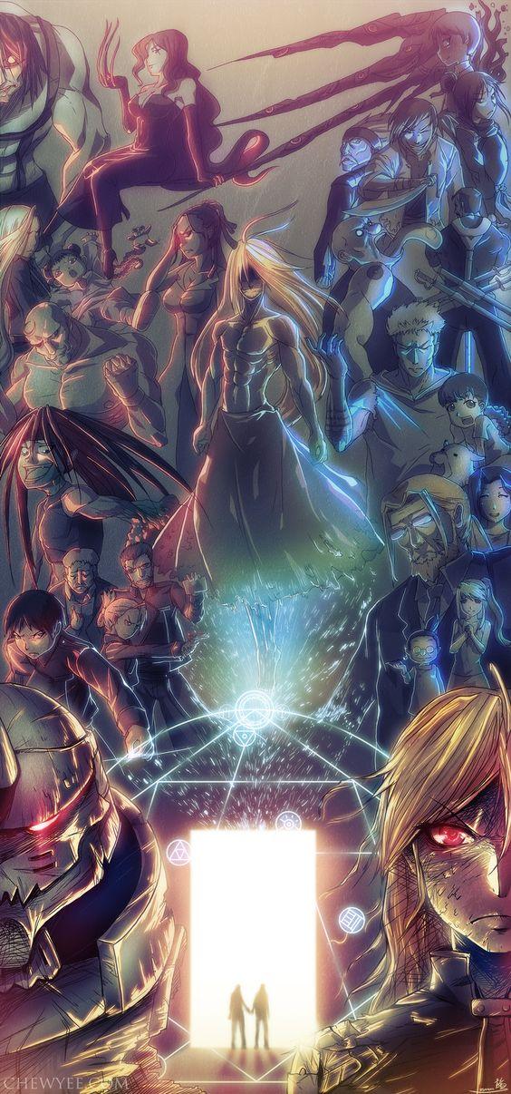 Fullmetal Alchemist poster