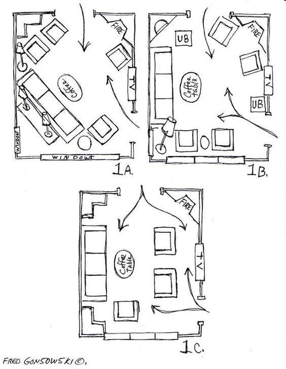 Furniture Arranging Tricks | The Budget Decorator