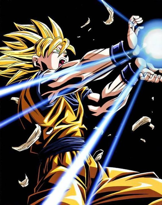 Goku. Dragon Ball Z.
