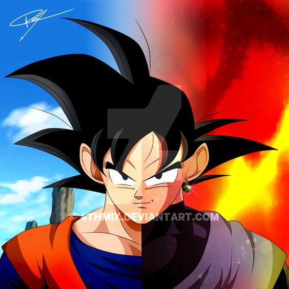 Goku / Golu Black