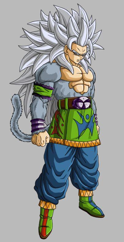 Goku SSJ5 (Dragon Ball ER)