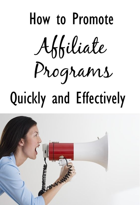 Great tips on maximizing your time and geting good return for your efforts when promoting affiliates