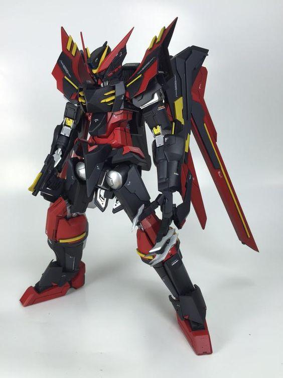 GUNDAM GUY: Gundam Exilio - Custom Build