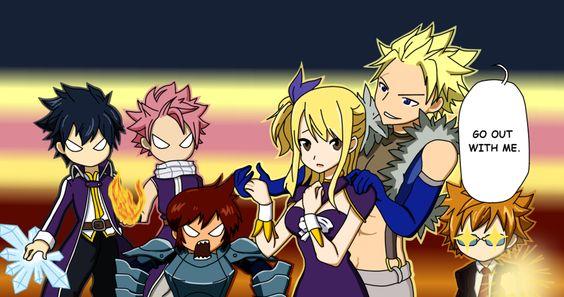Hahaha look at there faces!
