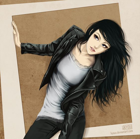 Hayley by Kyoux on deviantART