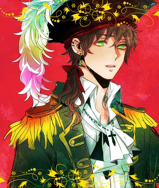 Hetalia Pirate Spain -Cosplay Inspiration