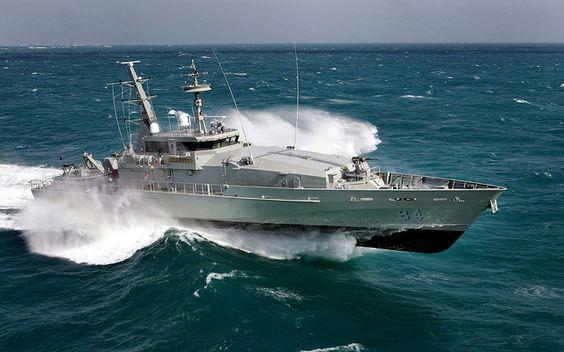 HMS Cairns - Royal Australian Navy