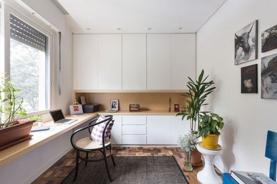 #home #office what do you think about this place for work at home? I consider it as a