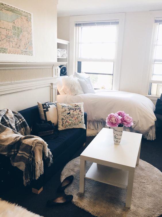 House & Home: Small Bachelor/Studio Apartment