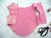 How to Make a Dog Fleece Jacket