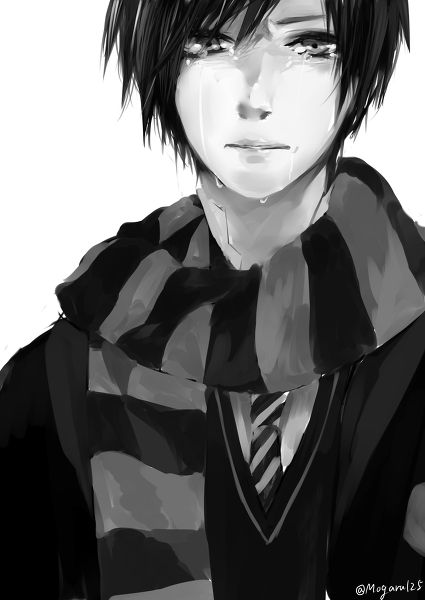 I don't exactly know who this is, but I would imagine its Regulus Black, who must have known he would die