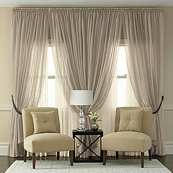 I love the sheer neutral and classy its perfect!