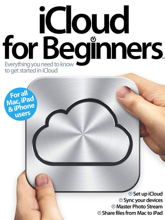 iCloud for Beginners cover