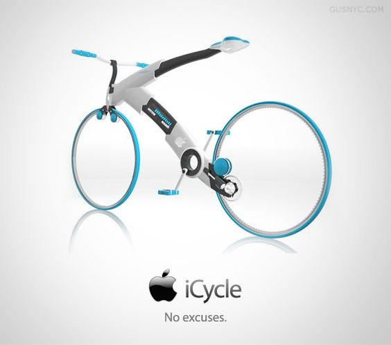 iCycle Apple Concept Design