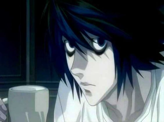 Image of L Lawliet for fans of L.