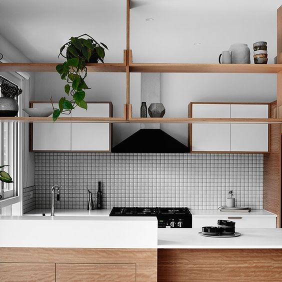 Inside a New York City Micro Apartment via @MyDomaine