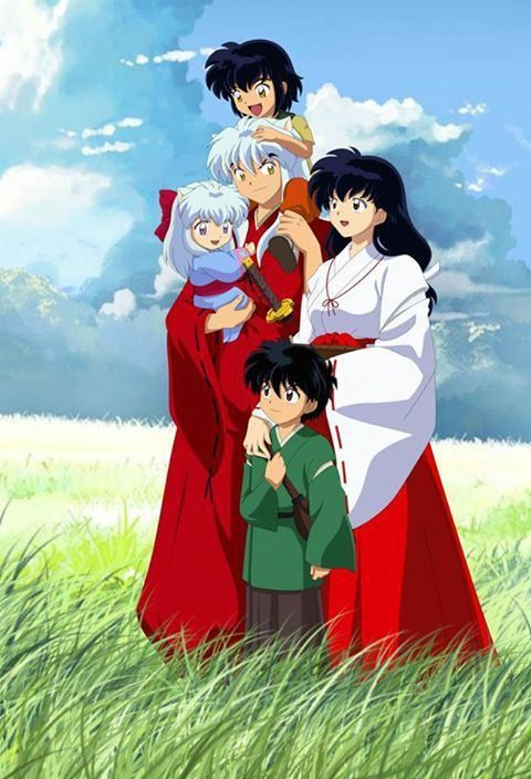 inuyasha  think this should happen