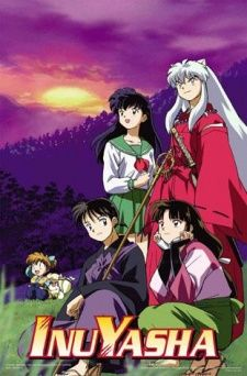 Inuyasha: ...the start of it all. My love for this show has waned, though I'm sure if you played it for me I'd regress back into a rabid preteen fangirl who wants to move to Japan to MARRY INUYASHA (dear god why did no one just beat me up? I was awful).