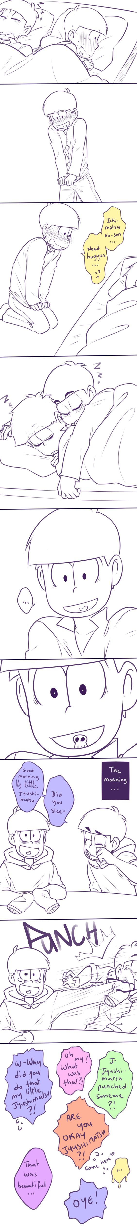 Jealous Jyushimatsu by Kyoichii on DeviantArt