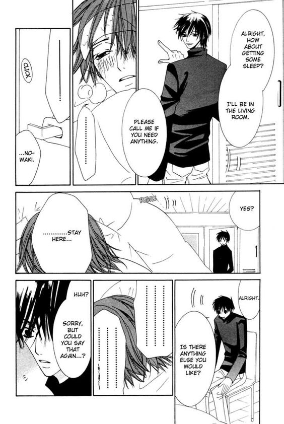 Junjou Romantica (manga)/Nowaki x Hiroki.