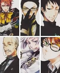 kuroshitsuji manga art - Tìm với Google