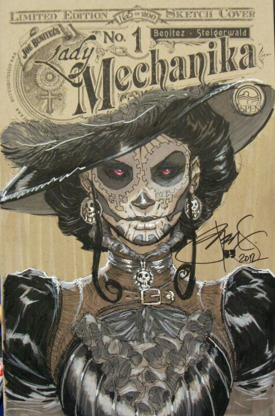 Lady Mechanika #1 - The Mystery of the Mechanical Corpse, Part One (Issue) - User Reviews