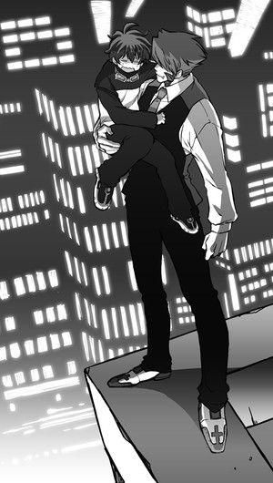 Leo and Klaus.