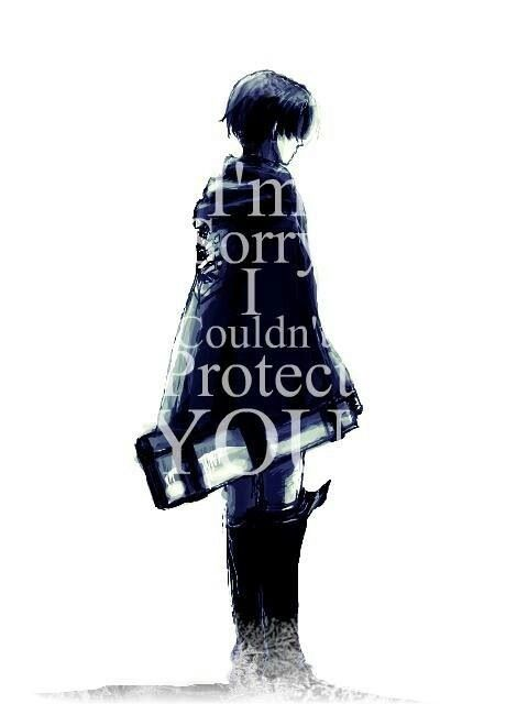 Levi - Attack on Titan ~ oh god I miss  the feels